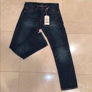 Men's Lucky Brand 110 Skinny